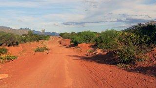 Route de Toro Toro – Bolivie