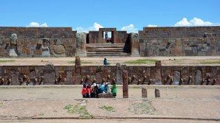 Bolivie : Retraite Spirituelle à Tiwanaku