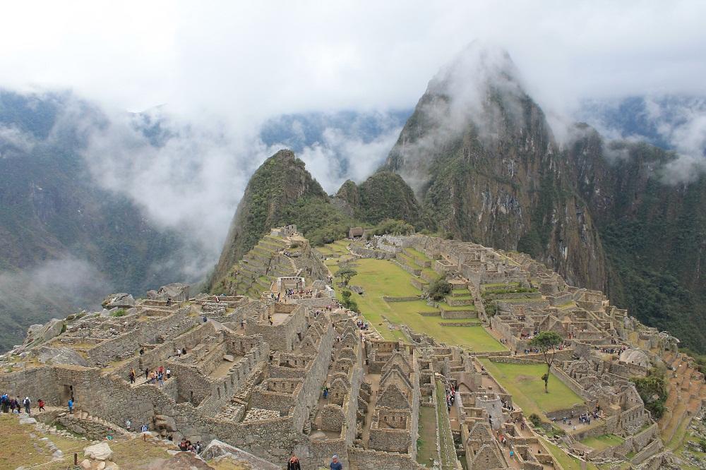 Le Machu Picchu, ultime étape du trek