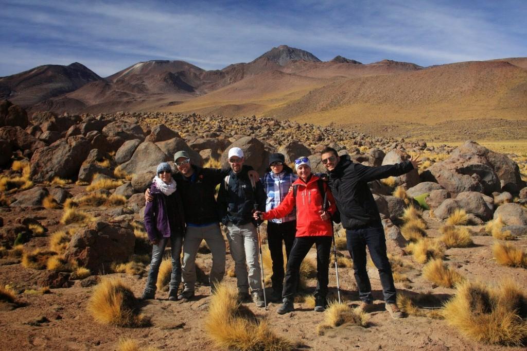 Trek San Pedro de Atacama – Chili