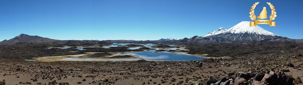 Labyrinthe de lagunes Cota Cotani – Chili
