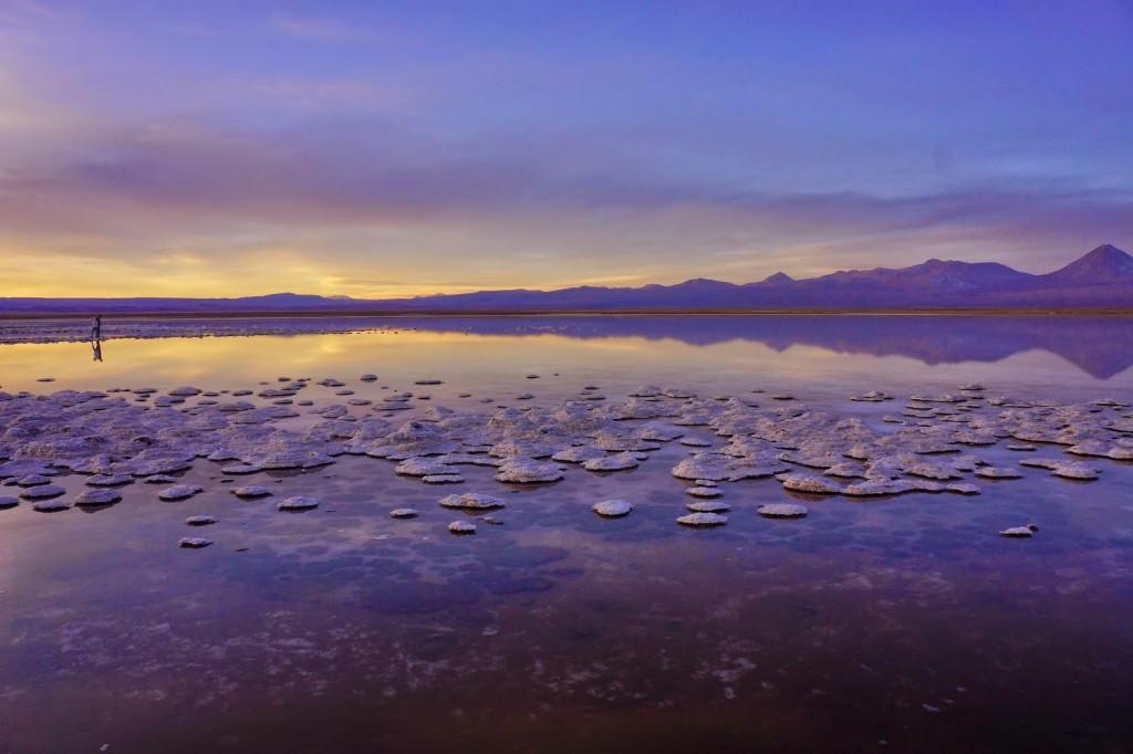 Lagune Tebenquinche – Chili