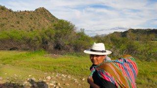 Route du Parc National Toro Toro – Bolivie