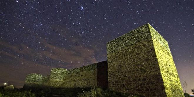 Ciel étoilé d'Aracena