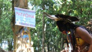 Indiens Pataxó – Reserva da Jaqueira – Brésil