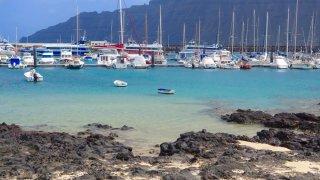 Port de la Graciosa – Canaries