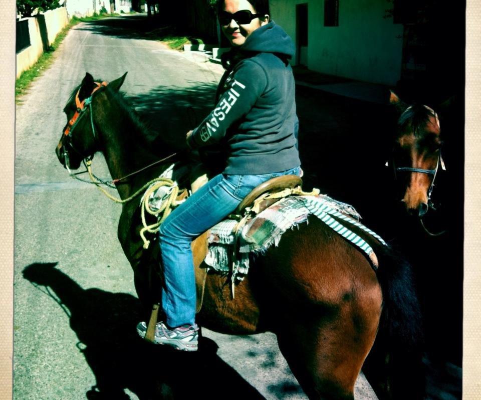 Randonnée à cheval dans le Chiapas au Mexique