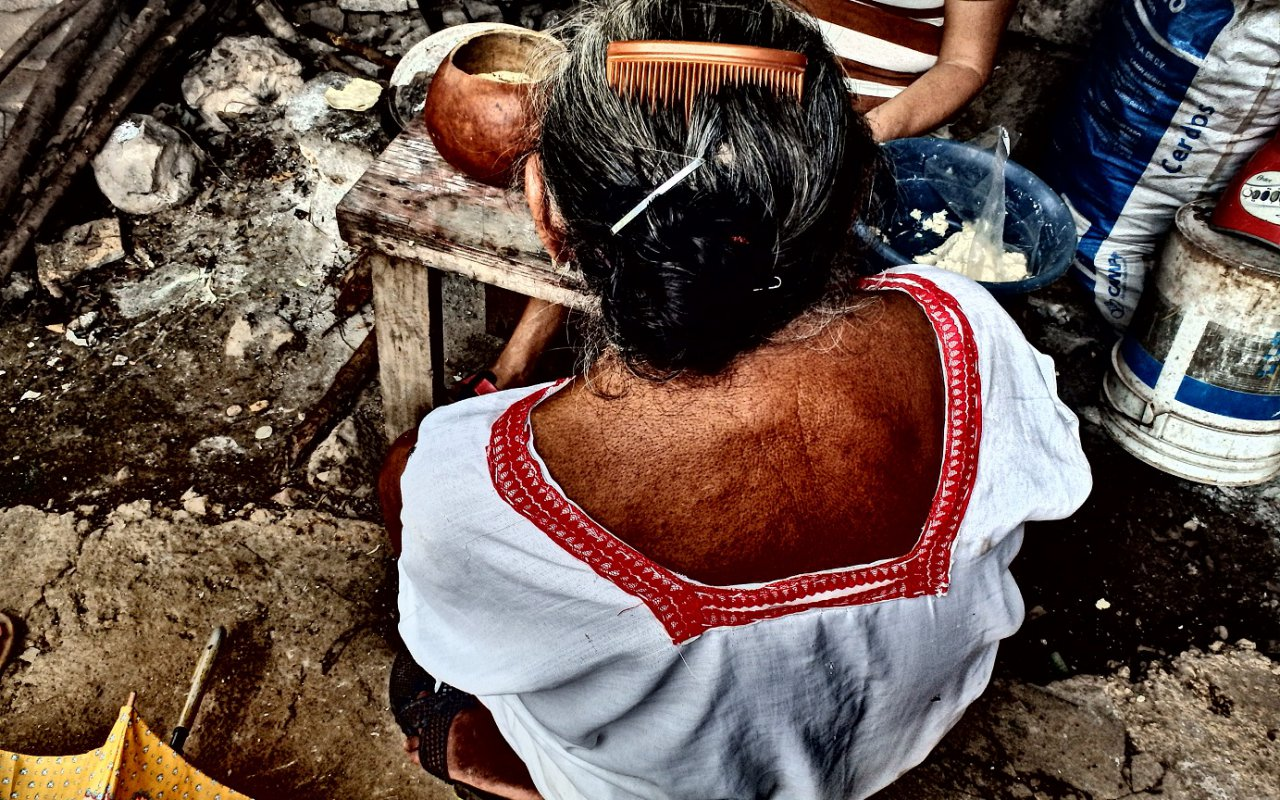 Doña Ana au village d'Abala – Mexique