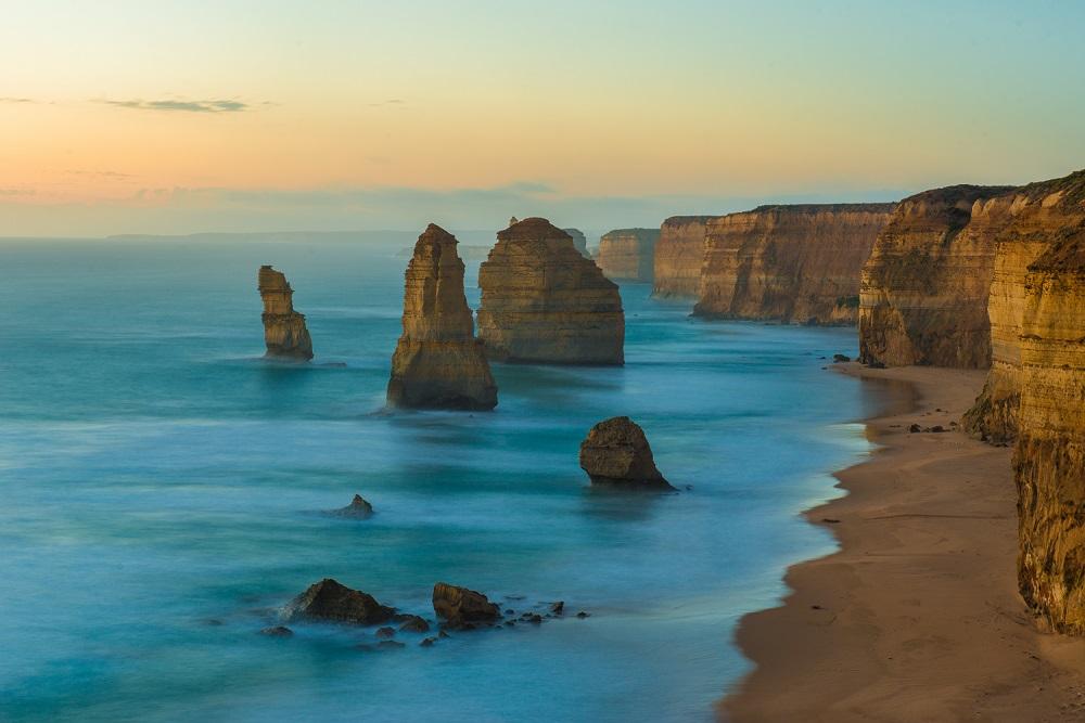 12 apôtres – Great Ocean Road – Australie © superjoseph