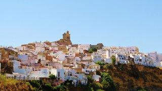 Arcos de la Frontera, village blanc – Andalousie