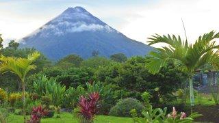 Costa Rica, un week-end près d'Arenal