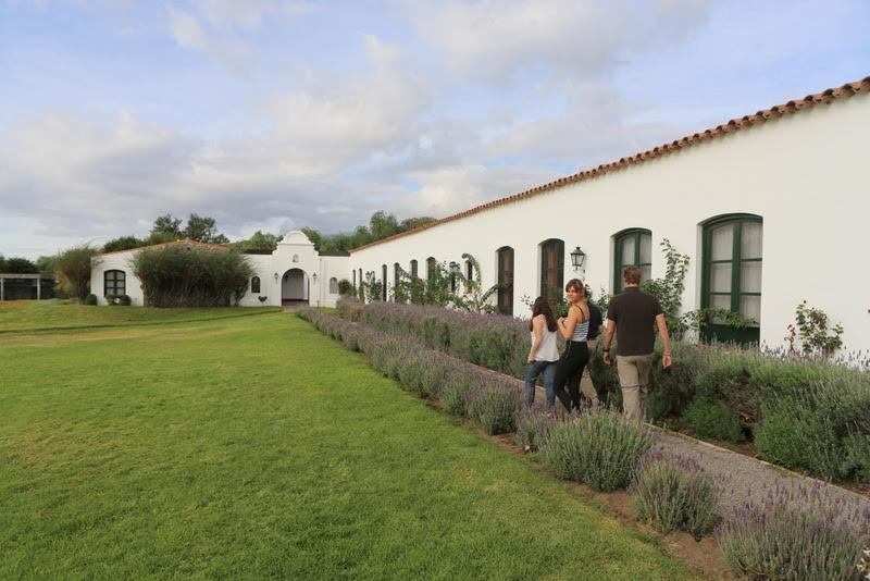 Visite Hôtel Patios de Cafayate – Argentine