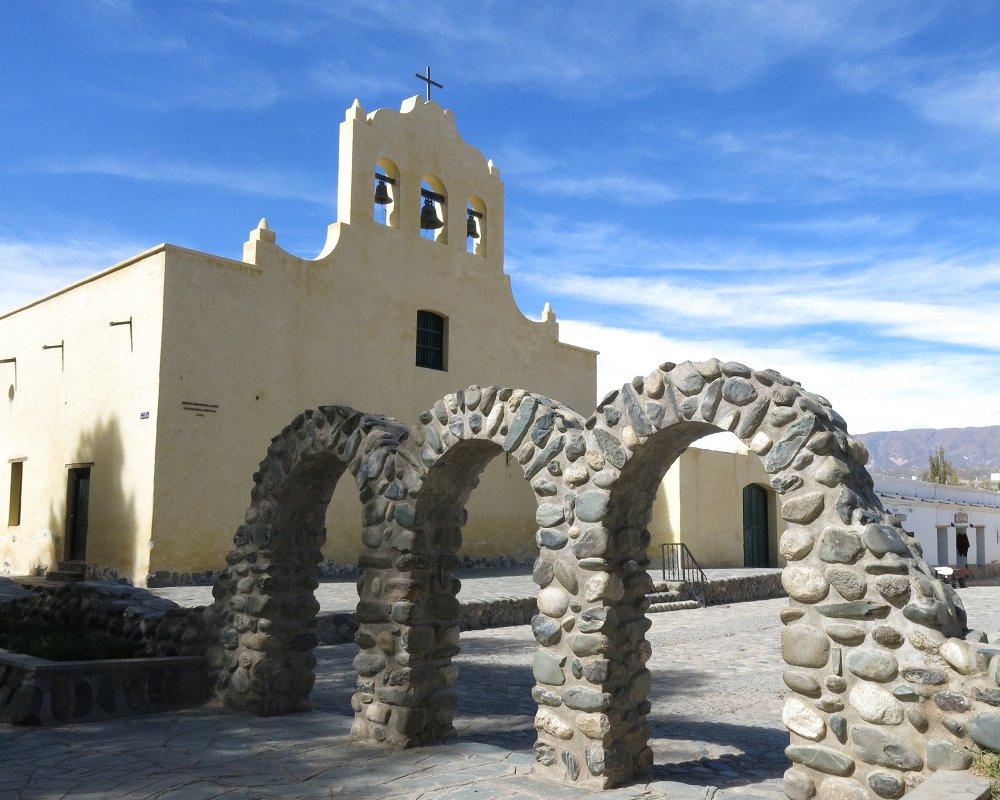 Village de Cachi – Nord-Ouest de l'Argentine