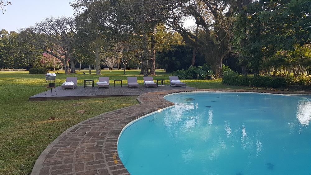 Piscine du Lodge Puerto Valle un véritable havre de paix ! – Lodge Puerto Valle, Argentine