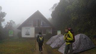 Arrivée au refuge – Arrivée au refuge – Serra dos Orgãos