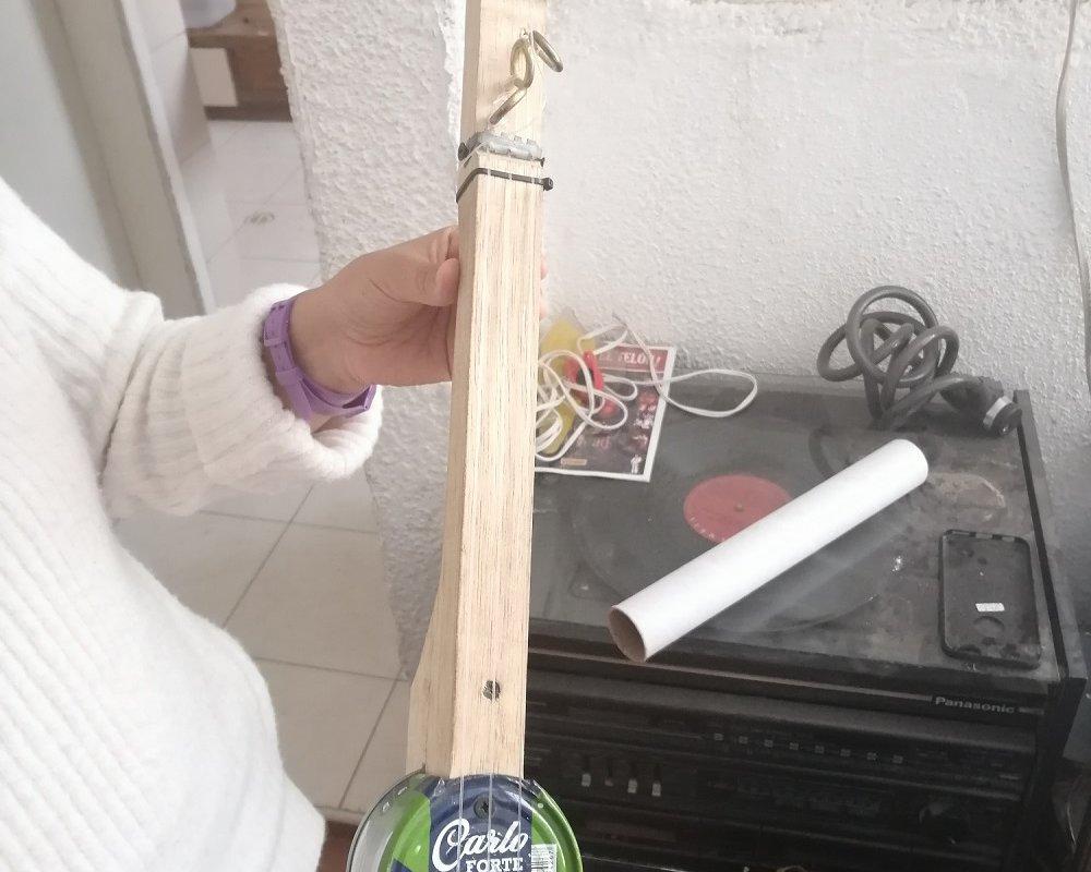 Instrument « Atunlele »