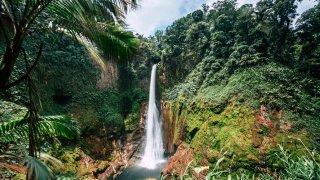 Costa Rica : rafting sur le rio Pacuare