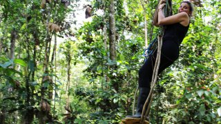 Aventure en Amazonie, Equateur