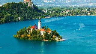 Top 5 des îles d'Europe !