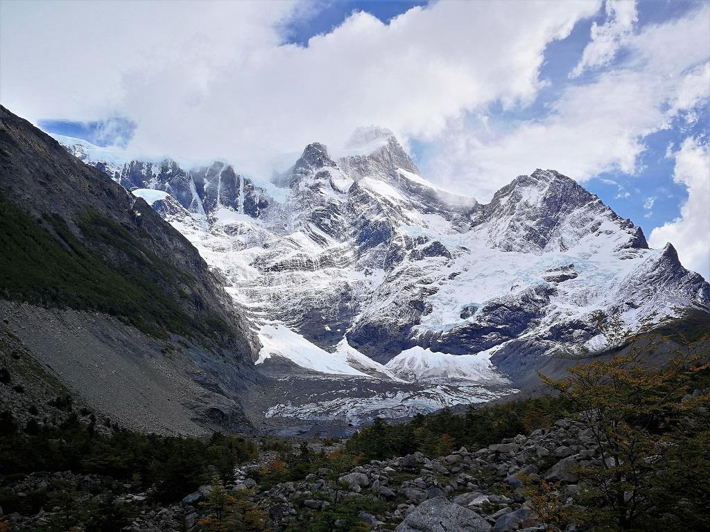 Vallée del Francés – Torres del paine, voyage au Chili