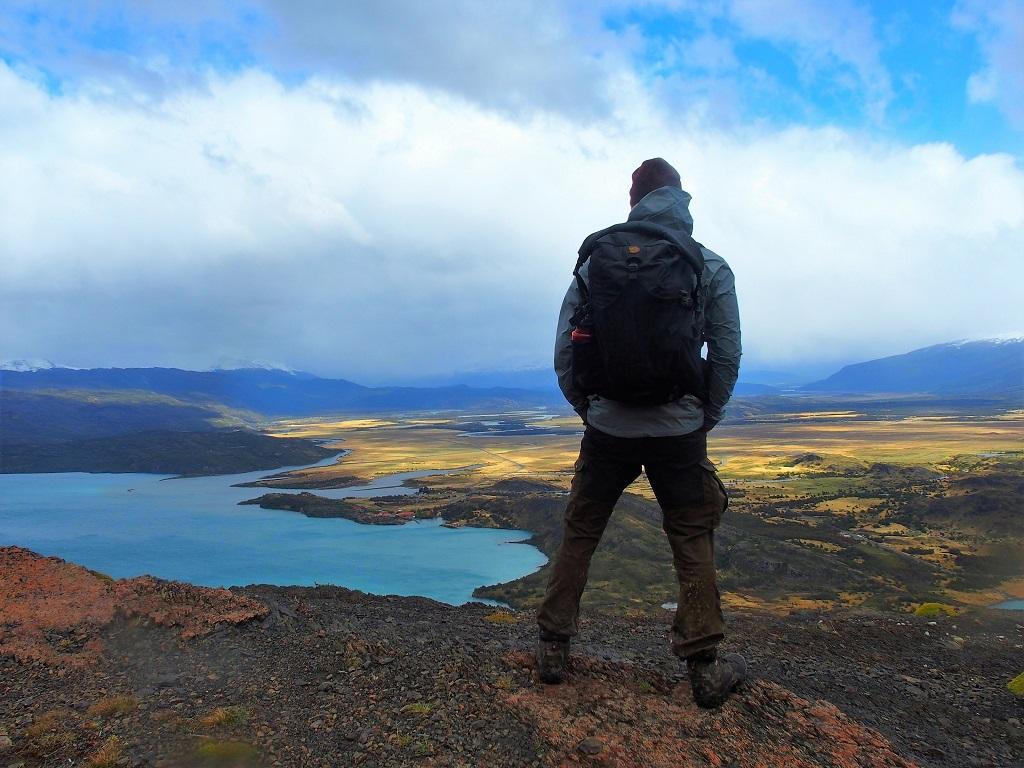 Trek Lago Toro, mirador