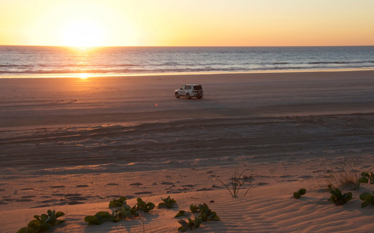 Cable Beach – Kimberley, voyage australie