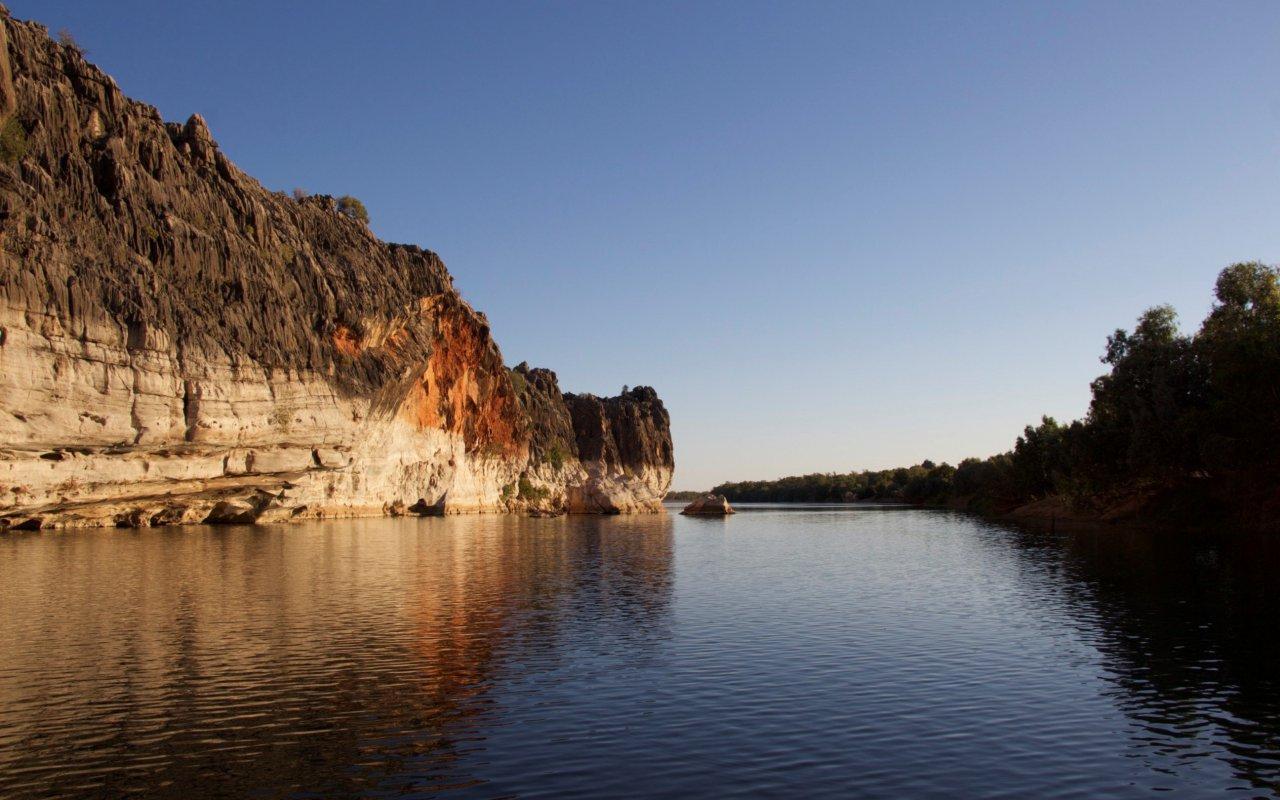 Geikie Gorge – Kimberley, voyage australie