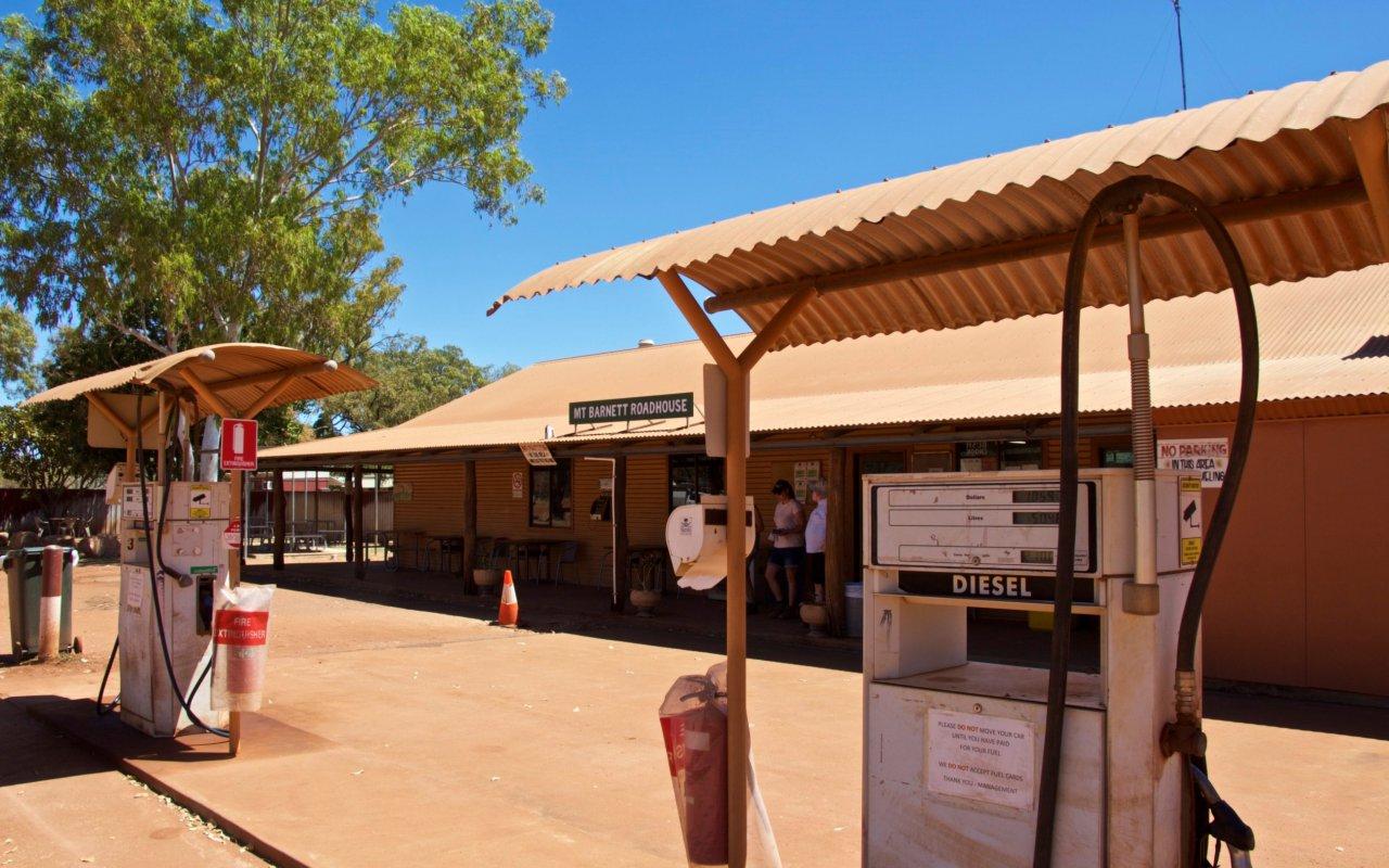 Roadhouse – Kimberley, voyage australie