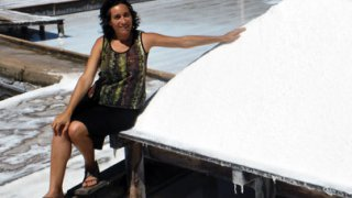 Recette et photos de Sandrine Gallo, fondatrice et gérante de Terra Lusitania.