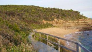 Bouddi coastal walk – randonnée côtière, Australie