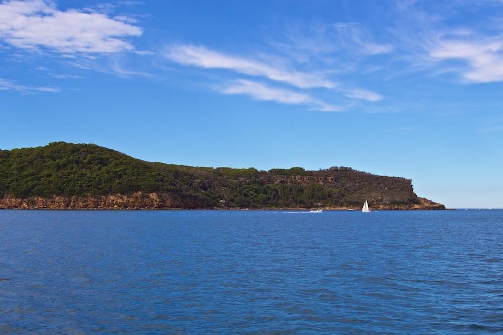 Bouddi en bateau depuis Sydney – Australie