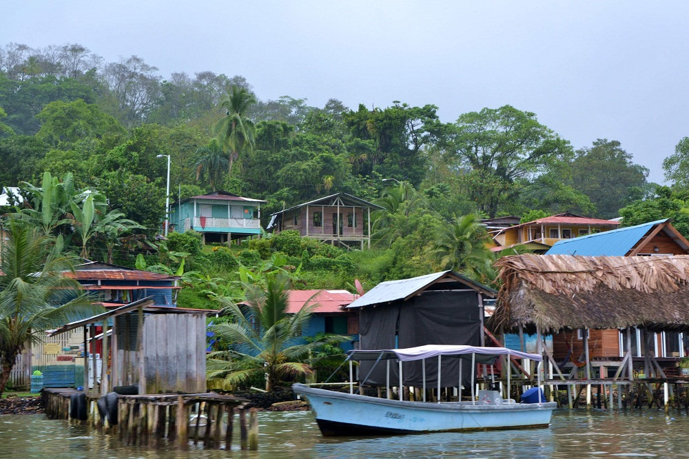 Bungalows Isla Bastimiento – Bocas del Toro – Panama