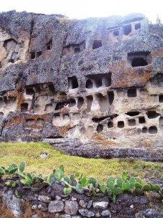 Fenêtres d'Otuzco – Cajamarca