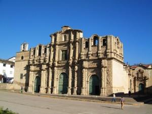 Ville de Cajamarca – Pérou