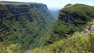 Canyon Fortaleza, Brésil