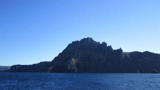 Cap Horn depuis la mer de Drake