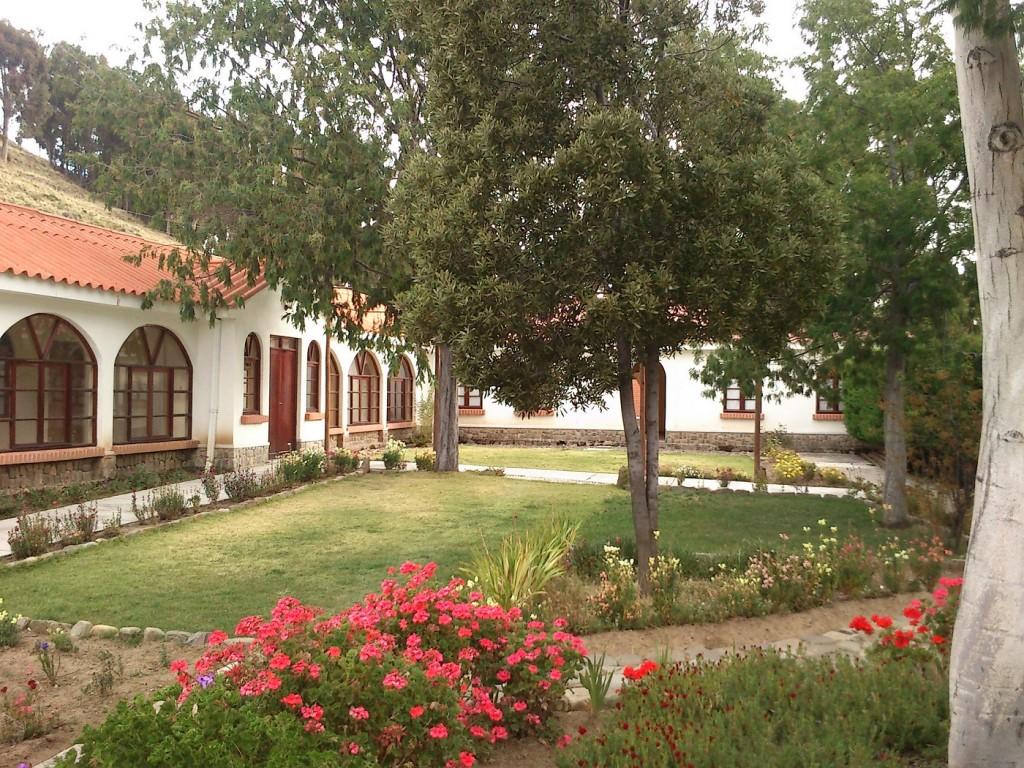 Casa de retiro – Chuquiñapi – Bolivie