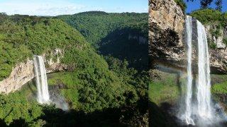 Cascade do Caracol – Canela, Brésil
