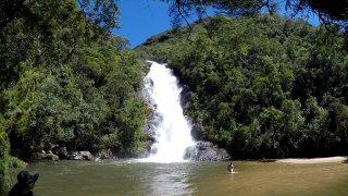 Cascade do Santo Izidro – Serra da Bocaina