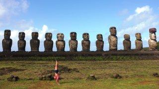 Île de Pâques : dessine-moi un Moai