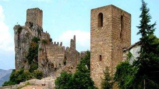 Château de Cazorla, Espagne