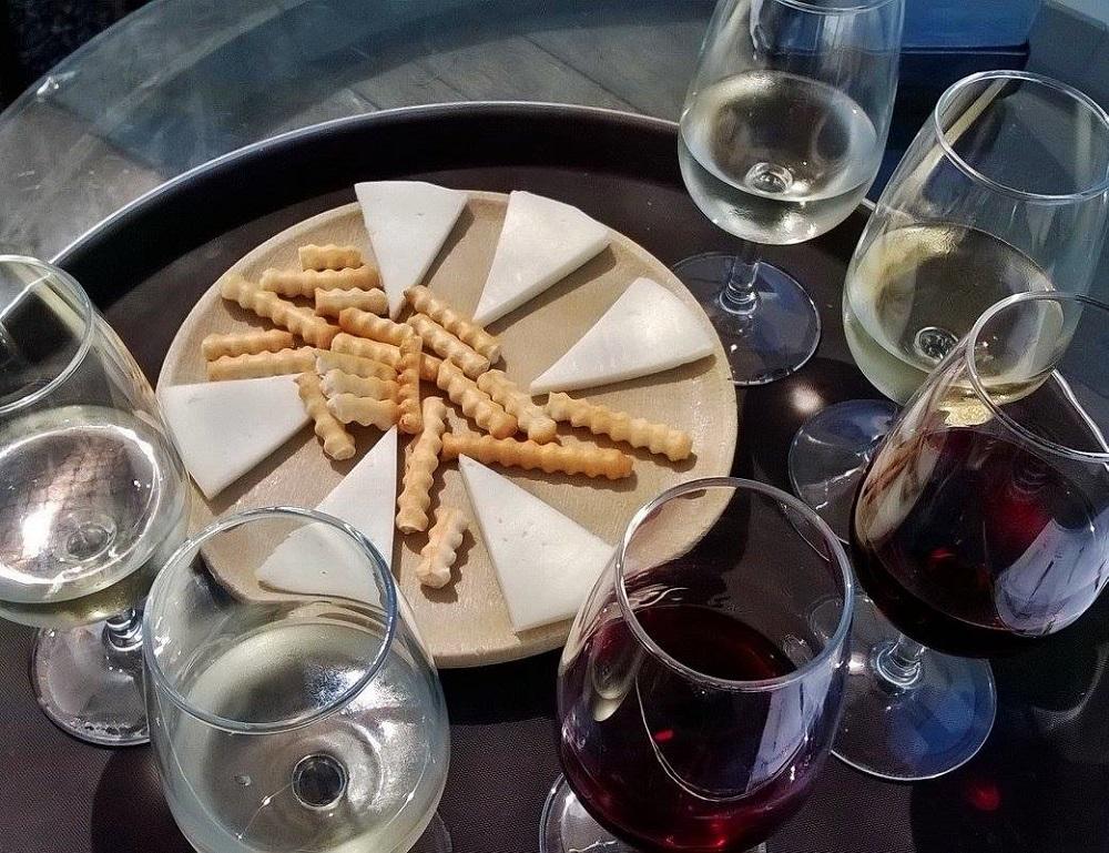 Dégustation de vins – El Griffo, Canaries