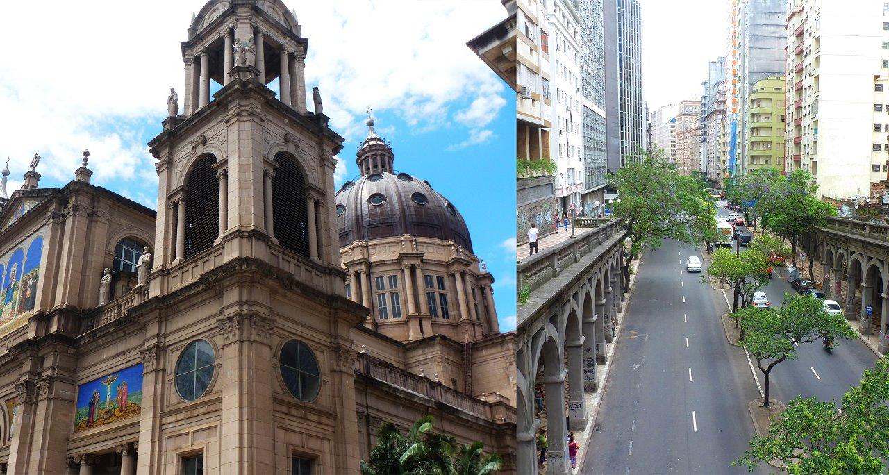 Cathédrale de Porto Alegre – Centre historique