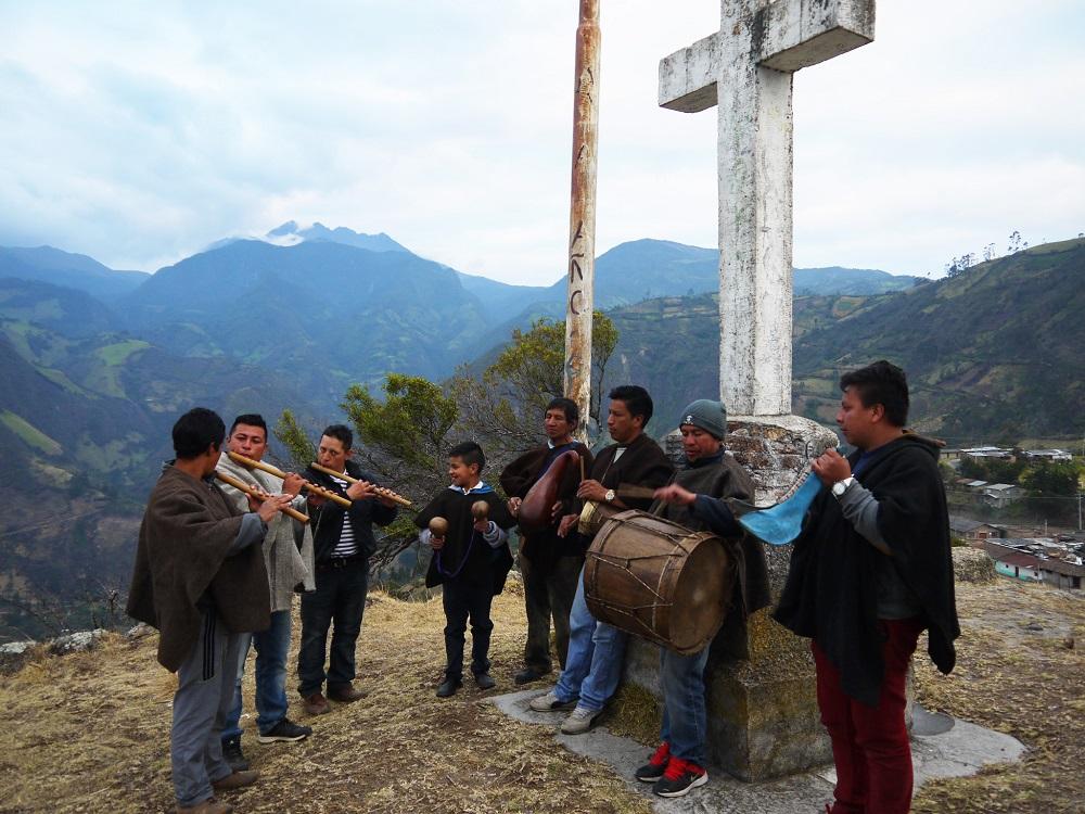 Chirimiya spéciale organisée au cœur d'un paysage exceptionnel – Colombie