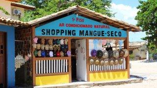 Centre commercial de Mangue Seco – Brésil