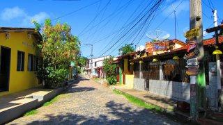 Centre ville de Boipeba – Bahia