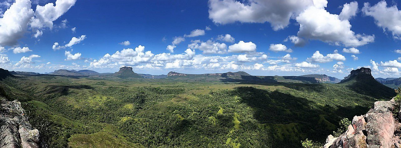 Chapada Diamantina, Trek du Pati – Voyage Brésil