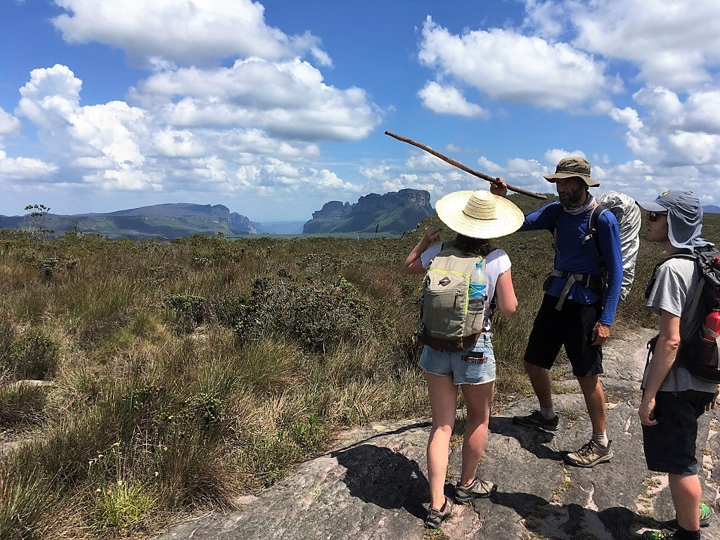 Notre Guide Thay – Trek du Pati, Voyage au Brésil