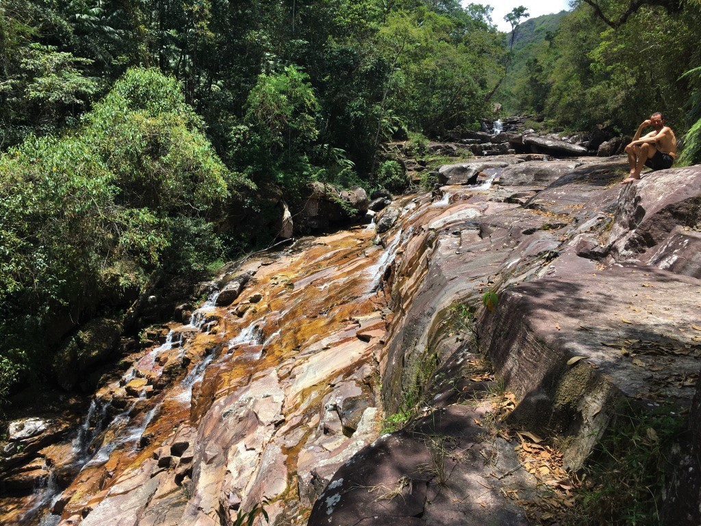 Rivières et cascades – Trek du Pati, Voyage au Brésil