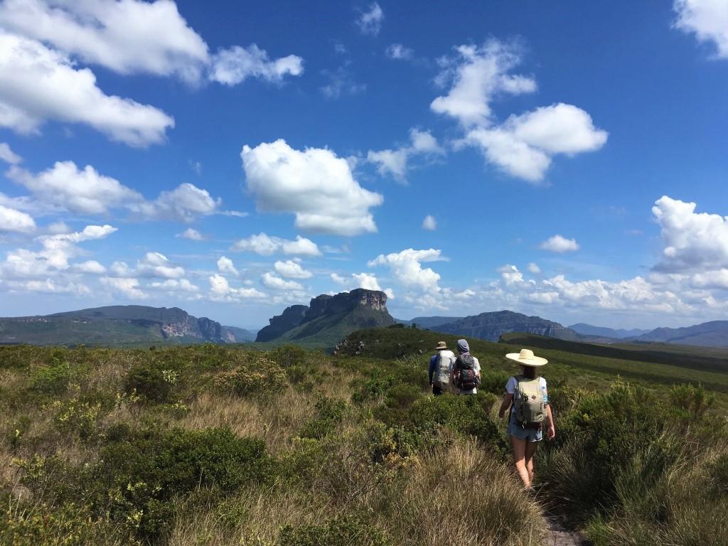 Le plateau du Rio Preto – Trek du Pati, Voyage au Brésil